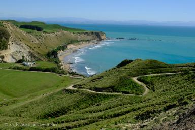 Cape Kidnappers Farm Rd